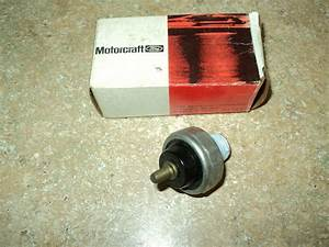 Nos Ford Oil Pressure Switch D4az