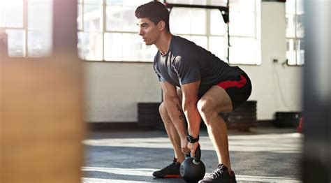 kettlebell exercises deadlift kb ripped workouts fat arms race muscle fitness must six