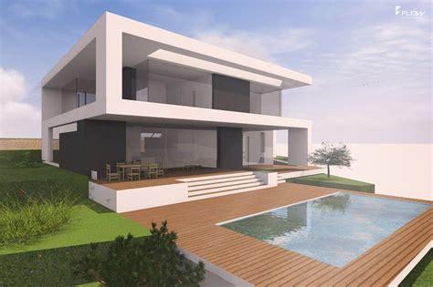 Moderne Architektur Häuser Kaufen by Modernes Designhaus In Passau Bauen 2 Geschossig