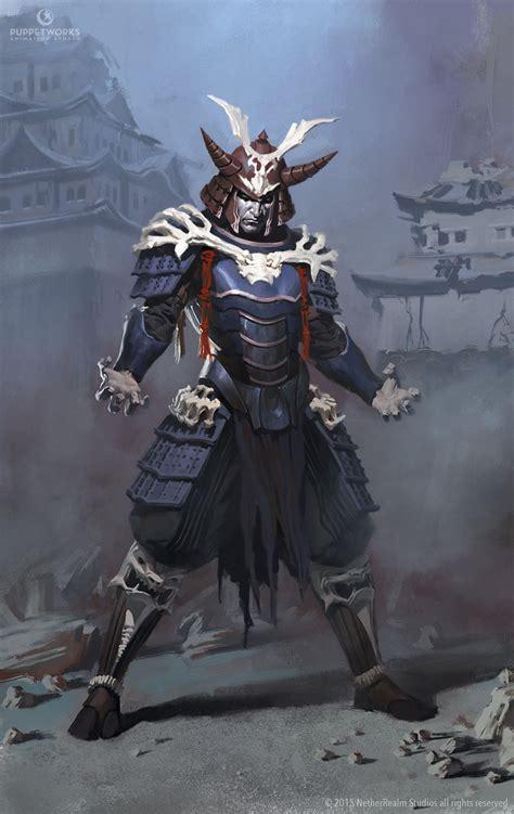 The Gruesomely Beautiful Art Of Mortal Kombat X