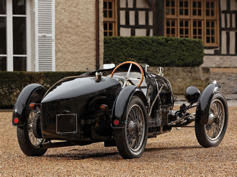 Rare Bugatti Type 37 on Sale - autoevolution