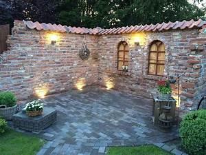 Steinmauern Im Garten Selber Bauen : die besten 25 steinmauer garten ideen auf pinterest steinwand garten steingarten mauern und ~ Avissmed.com Haus und Dekorationen
