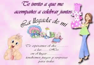 Ideas Para Invitaciones De Baby Shower by Invitaciones Baby Shower De Ni 241 A Fiestas Y Celebraciones