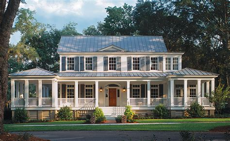 southern living house plan pictures display