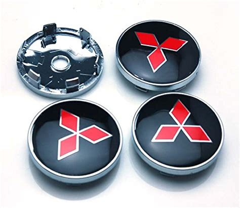 Mitsubishi Caps by Mitsubishi Center Wheel Caps Anyone What Size Are On