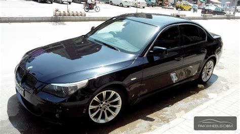 2005 Bmw 530i For Sale by Bmw 5 Series 530i 2005 For Sale In Peshawar Pakwheels