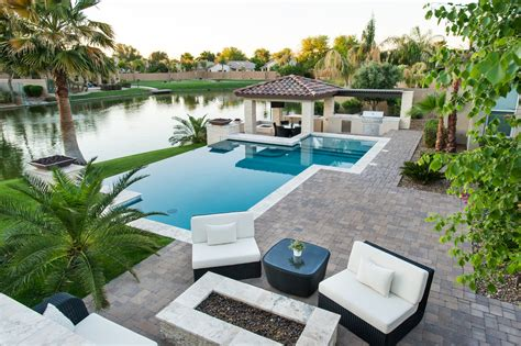 backyard oasis north scottsdale lifestyle magazine