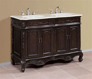 50 inch double sink bath vanity bathroom furniture for 50 inch double sink bathroom vanity
