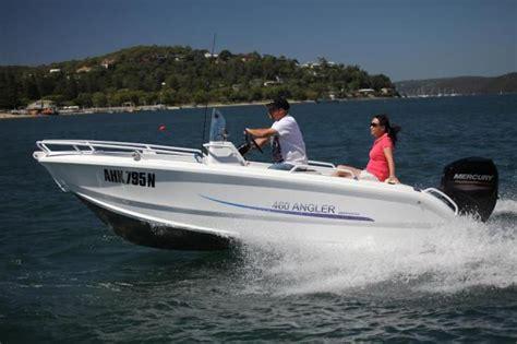 Angler Boat Reviews by Reviews Fishing World