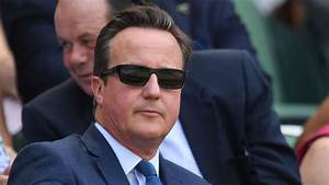 David Cameron in talks with buyout veteran about new China ...