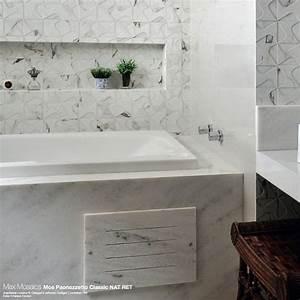 Mosaico Paonazetto Portobello - Banheiros Pinterest
