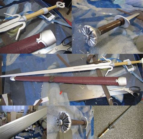 ciri sword template 500 best cosplay tutorials images by blakbunni on