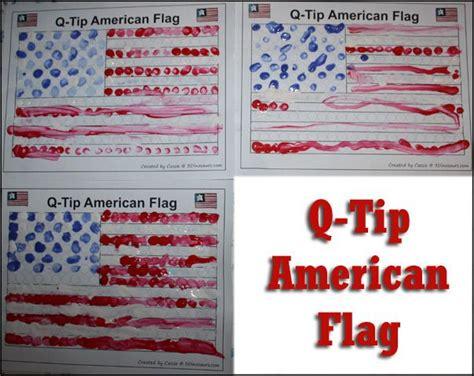 q tip american flag usa patriotic crafts 681 | 1cf93d6bd4d2746d472a6e8141c1ac1e summer lesson summer fun