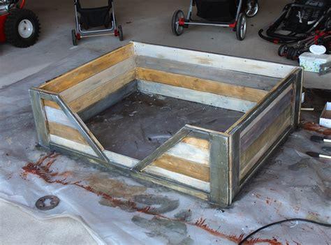 Plans To Build Diy Wood Dog Bed PDF Plans Dog Beds and ...