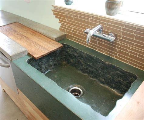 rough concrete sink concrete sinks dc custom concrete san