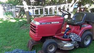 Honda Riding Lawn Mower Replacement Parts