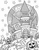 Spooktacular Skiptomylou sketch template