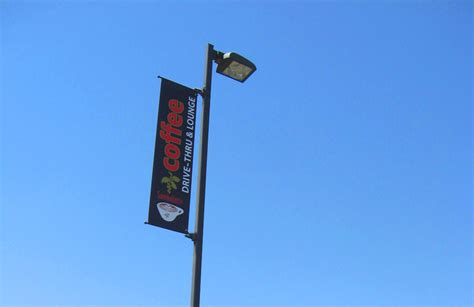 pole banner flags las vegas flag and sign