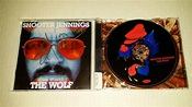 SHOOTER JENNINGS AUTOGRAPHED THE WOLF CD COVER RARE COA ...
