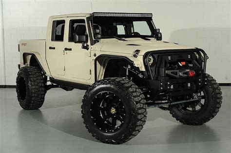 tan jeep lifted starwood motors 240 000 2012 jeep wrangler bandit 95 octane