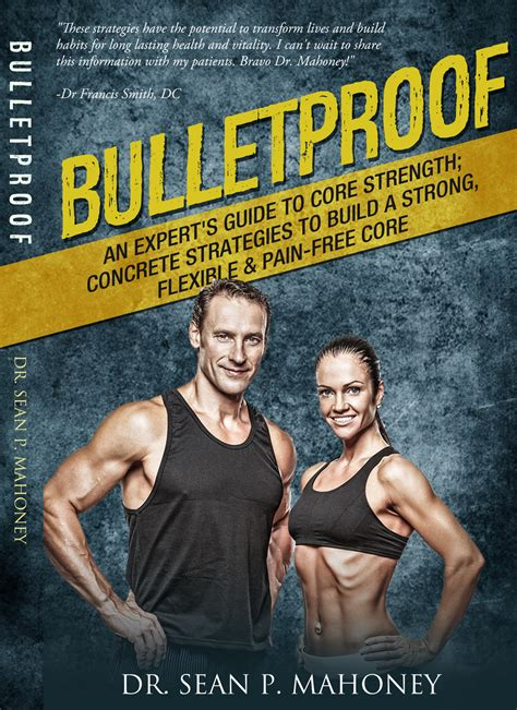 Bulletproof An Expert's Guide To Core Strength; Concrete