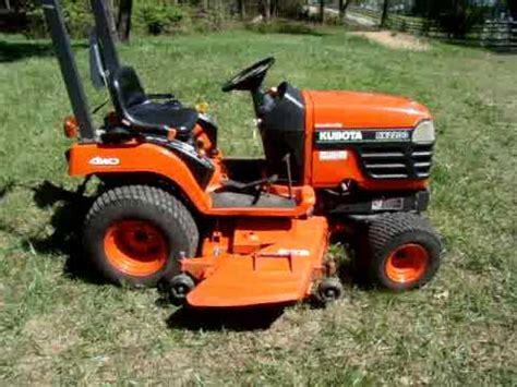 kubota garden tractor 2003 kubota bx 2200 tractor lawn mower