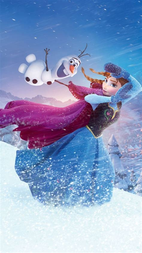 Olaf Iphone Wallpaper by Disney Olaf Wallpaper 69 Images