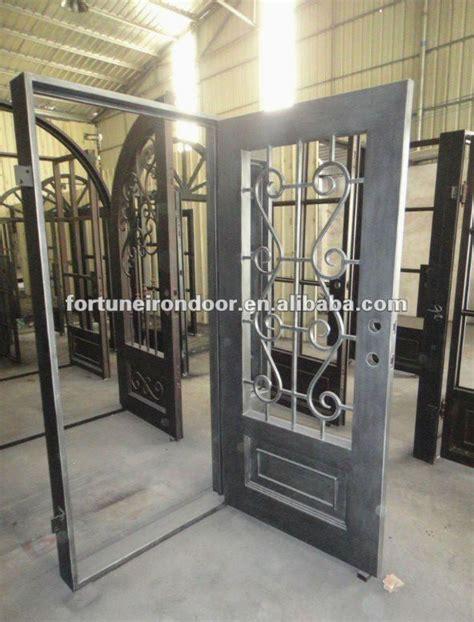 Porta Ingresso Con Vetro Utile Porta Ferro Battuto E Vetro Cerca Con Porta