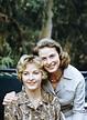 Ingrid BERGMAN et sa première fille Pia LINDSTRÖM... - I ...