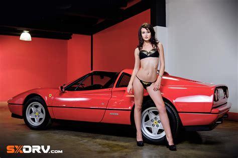 Natanya Malherbe - Ferrari 328 Gts - Exclusive Interview ...
