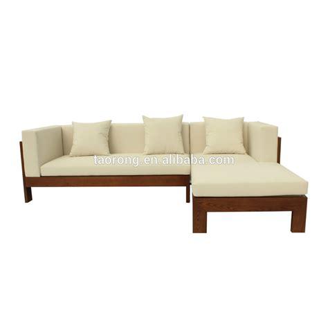 canapé lit simple simple design 2 siège en bois canapé lit so 481 canapé