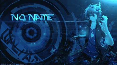 Blue Anime Wallpaper - anime boy blue wallpaper by hadyryu on deviantart