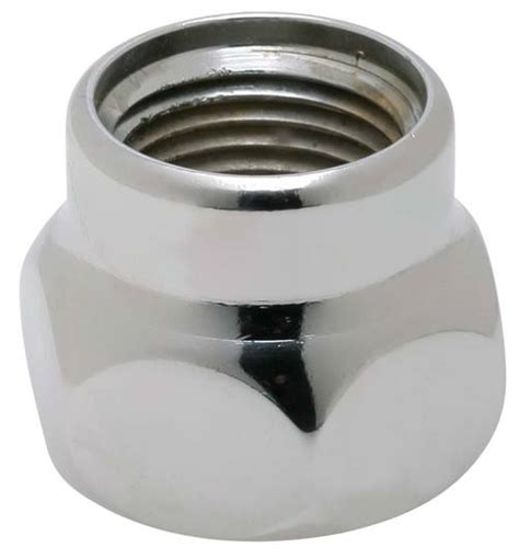 Chicago Faucet Aerator Adapter by Chicago Faucet Ba3jkcp Spout To 1 2 Quot Npt Adapter