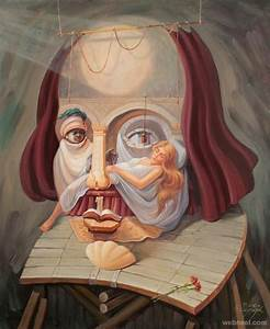 35 Mind-Blowing Illusion Paintings by Oleg Shuplyak - Find ...