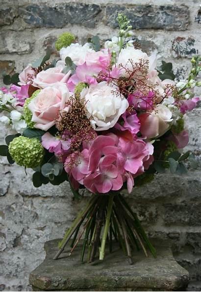 Bouquet Garden Scented Flowers Kensington Bouquets Country
