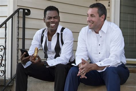 week  trailer adam sandler chris rock lead netflix