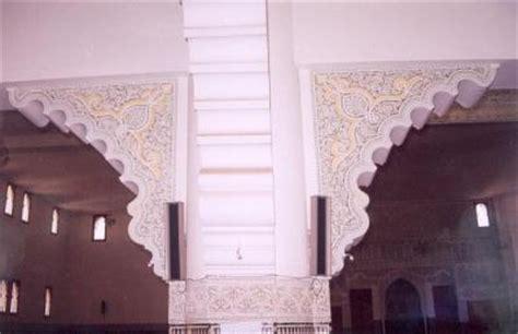 decoration platre marocain 2012 d 233 coration marocain en pl 226 tre