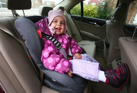 The Law On Car Seats Is About To Change Again