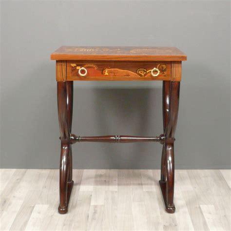 bureau napoleon 3 table ou petit bureau style napoléon iii empire