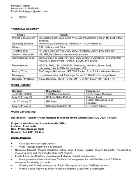 pmp certified project manager resume jason hyatt pmp