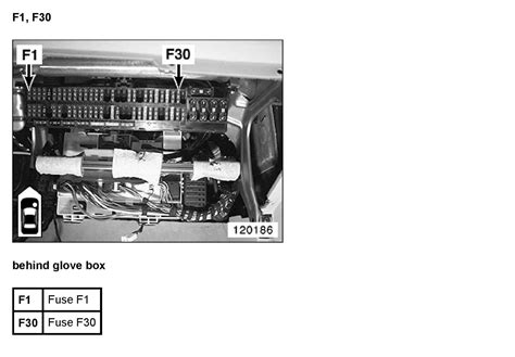 2002 Bmw 325ci Fuse Box Location by Which And Where Is The Fuse For A Bmw X5 2002 Model