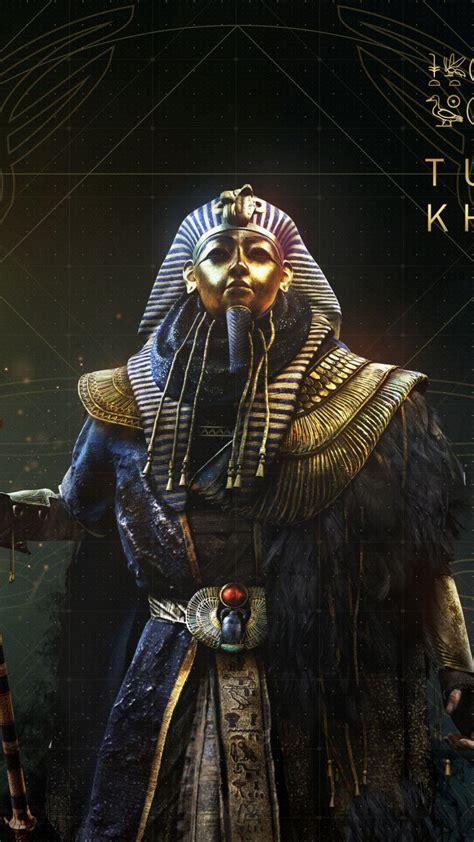 assassins creed origins tutan khamun mummy video game