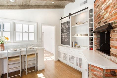 barn door kitchen cabinets a diversity of door styles to hide your pantry with