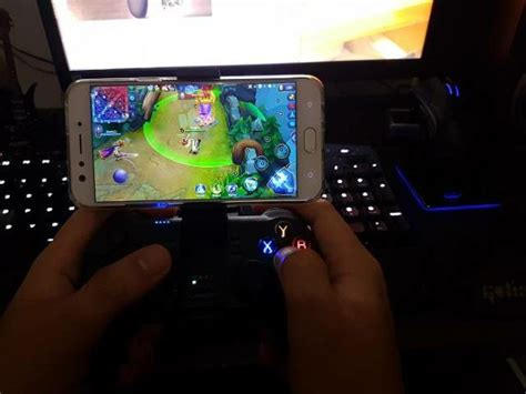 Review Main Mobile Legends Pakai Gamepad, Serasa Main Game