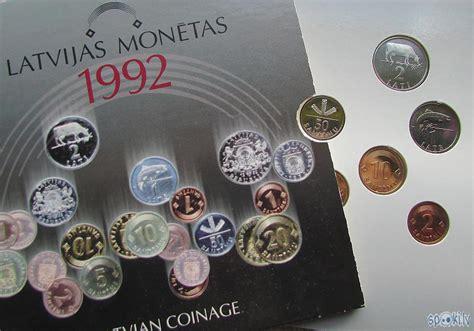 Mana kolekcija: Latvijas Bankas monētu komplekti - Spoki