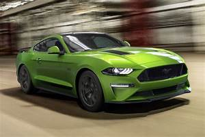 """2020 Ford Mustang GT Adds a """"Lime Green on Steroids"""" 