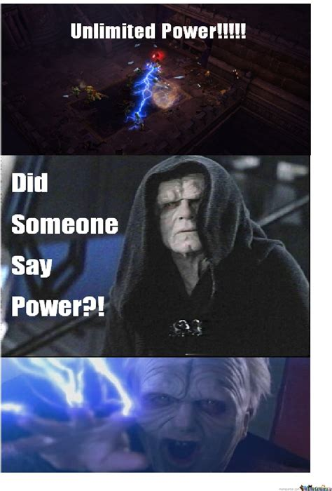 Power Meme - unlimited power by ultimation21 meme center