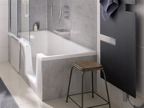 Badewanne Mit Dusche  Kombilösung Bad Baddepotde