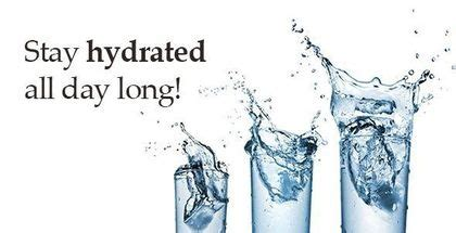 drinking water important   chiropractic care