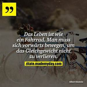 Das Leben Ist Wie Ein Fahrrad : das leben ist wie ein made my day ~ Orissabook.com Haus und Dekorationen